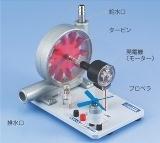 水力発電実験器 SH